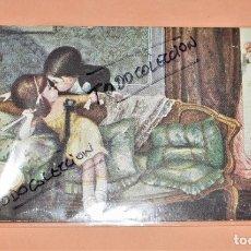 Postales: ANTIGUA POSTAL CON SELLO DE LA REPUBLICA. Lote 179945020