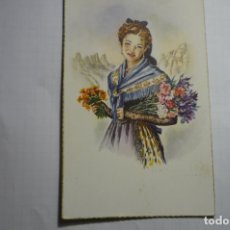 Postales: POSTAL MUJER CATALANA - C Y Z 557-A 5 . Lote 180437418