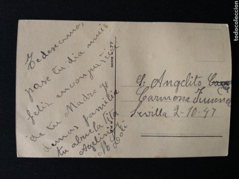 Postales: Tarjeta postal humorística Ed. CMB serie núm 77 - Foto 2 - 182005822