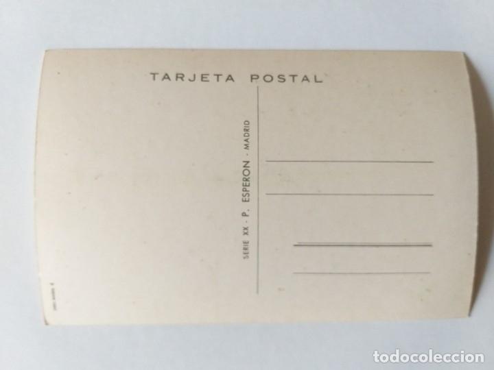 Postales: POSTAL ILUSTRADA. NIÑOS MONTADOS EN UNA MOTO VESPA. Nº 4 - Foto 2 - 290015378