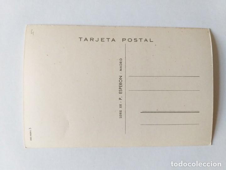 Postales: POSTAL ILUSTRADA. NIÑO MONTANDO EN UNA MOTO VESPA. Nº 5 - Foto 2 - 290015428