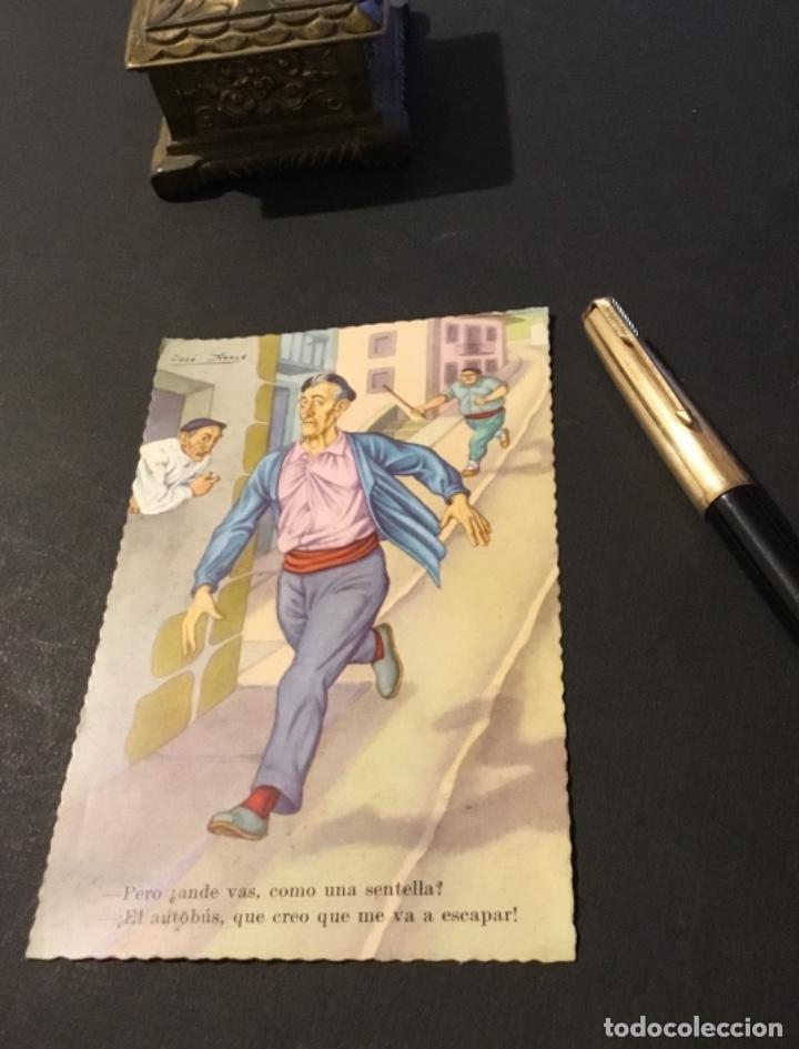 ANTIGUA POSTAL JOSÉ ARRUE SIN CIRCULAR (Postales - Dibujos y Caricaturas)