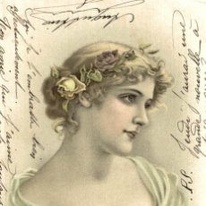 Cartes Postales: A. & M. B +++ ART NOUVEAU ART DÉCO . ILLUSTRATION VIENNOISES BONIN COLECCTION. Lote 183545573