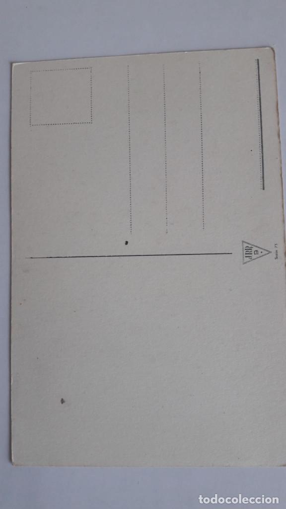 Postales: 1 POSTAL EDICIONES JBR. SERIE 73. ILUSTRADA POR GRANADOS. SIN CIRCULAR - Foto 2 - 184047373