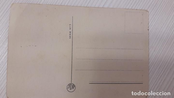 Postales: 1 POSTAL EDICIONES JDP. SERIE 5. SIN CIRCULAR - Foto 2 - 184932406