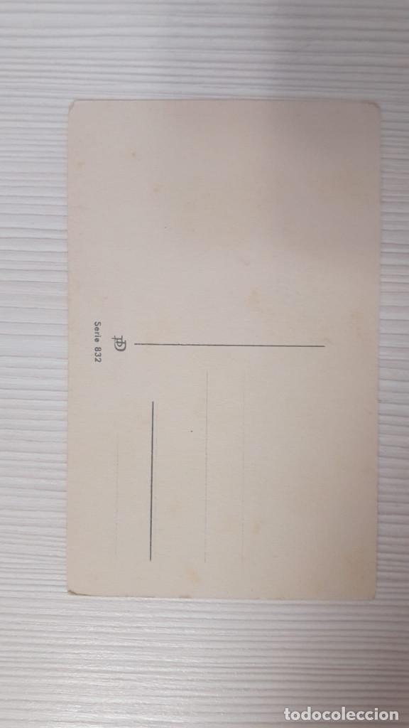 Postales: 1 POSTAL EDICIONES PABLO DÜMMATXEN. SERIE 832. SIN CIRCULAR - Foto 2 - 184933543