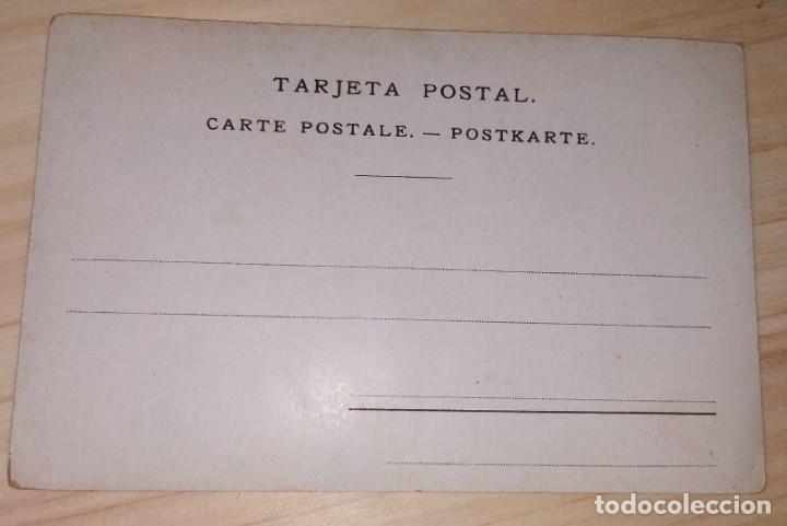 Postales: POSTAL ILUSTRADA POR RAMON CASAS. ED. J. THOMAS BARCELONA. SIN CIRCULAR. - Foto 2 - 190080023