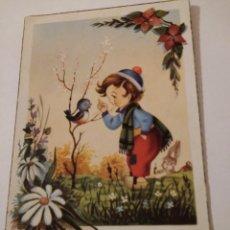 Postales: POSTAL ESTAMPERIA RAM SERIE 110 E. Lote 192509913