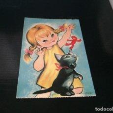 Cartes Postales: PRECIOSA POSTAL . LA DE LA FOTO NO TE LA PIERDAS.VER TODAS MIS POSTALES. Lote 193087721