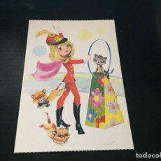 Cartes Postales: PRECIOSA POSTAL . CIRCO . LA DE LA FOTO NO TE LA PIERDAS.VER TODAS MIS POSTALES. Lote 193087971