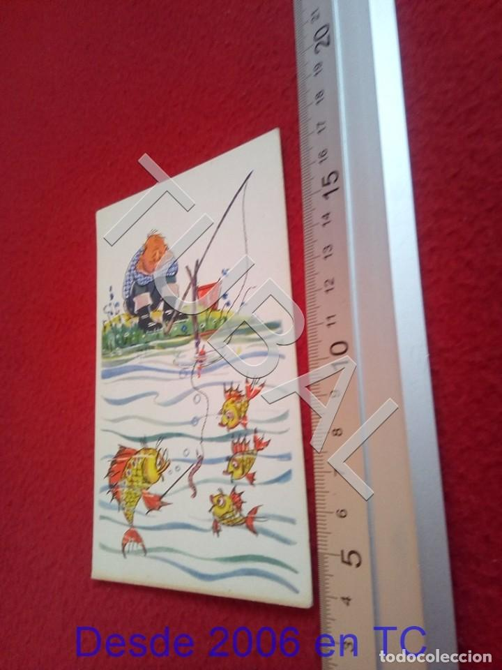 TUBAL POSTAL RUSA CAZA CINEGETICA 1968 B47 (Postales - Dibujos y Caricaturas)