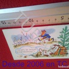 Postales: TUBAL POSTAL RUSA CAZA CINEGETICA 1968 B47. Lote 194151395