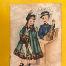 Postales: DIBUJOS Y CARICATURAS. POSTAL: LUCHA DE MODAS, ILUSTRA: GIMONA EDITA: EDITORIAL ARTIGAS S/3009. Lote 194648866