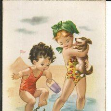 Postales: POSTAL EDICIONES ANCLA, SERIE 2066. Lote 194977640