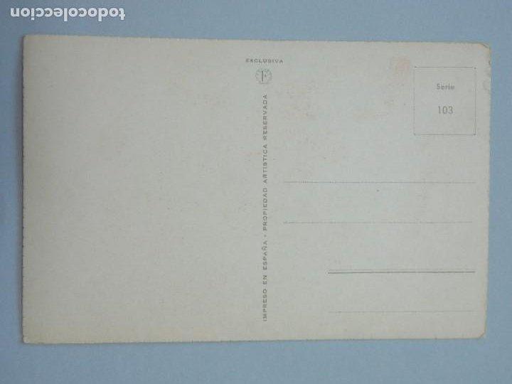Postales: POSTAL MILITAR - ILUSTRADOR OPISSO - SERIE 103 - CABALLERIA MECANIZADA - SIN CIRCULAR... L703 - Foto 2 - 195088777