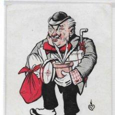 Postales: ILUSTRACIÓN - GAIETÀ CORNET - P30044. Lote 195218320