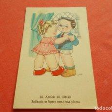 Postales: POSTAL ILUSTRA BOMBON C.M.B SERIE Nº91. Lote 195262298
