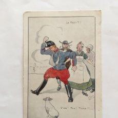 Postales: POSTAL. WAY STORY. FRANCE. ALGERIE. TUNISIE. JEAN BERNARD, EDIT. NIMES.. Lote 195359223