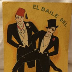 Postales: POSTAL SAVOY, PENAGOS, MUY RARA, ORIGINAL, VED REVERSO. Lote 195655333