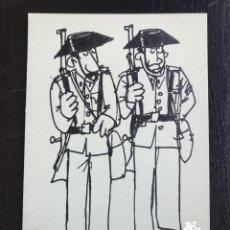 Postales: 4 POSTALES CESC 1964. Lote 199873483