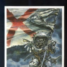 Cartes Postales: ILUSTRADOR *JUAN GIMÉNEZ* ED. C. COMUNICATIONS SERIE 11/A Nº 1- 2-3-4. NUEVAS.. Lote 200796935