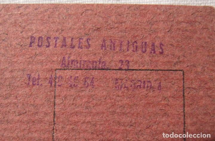 Postales: DIBUJO ORIGINAL SOBRE POSTAL CASA F. PONTES. 14 X 9 CM - Foto 5 - 201222062