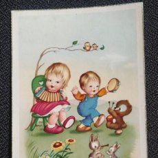 Postales: 6098E - M. GRANADOS - EDICIONES ANCORA 2311.C - DATA 1960. Lote 204130667