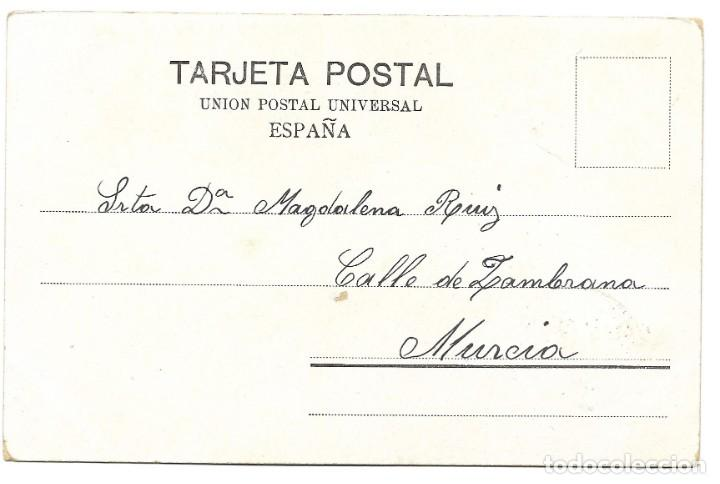 Postales: LOTE 19 POSTALES PRINCIPIOS SIGLO XX CON 9 DE ELLAS CIRCULADAS. MUY BUEN ESTADO - Foto 21 - 205435882