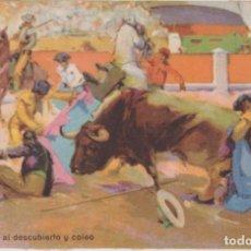 Postales: ILUSTRADOR: RUANO LLOPIS, CAIDA AL DESCUBIERTO Y COLEO - S/C. Lote 205748216