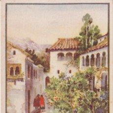 Postales: ILUSTRADOR: ROGELIO LOPEZ, PAISAJE - EDITA C.M.B. SERIE 53 - ESCRITA. Lote 205748531