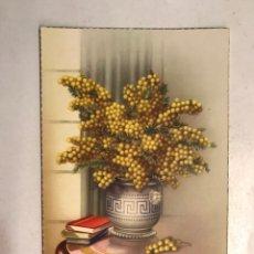 Postales: FELICIDADES. POSTAL ILUSTRADA. C. VIVES. EDITA: C Y Z , S/561 A, NO.1, (A.1955) ESCRITA... Lote 207137811