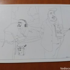 Postales: POSTAL MUSEO LITERARIO DE LA HAYA. SIN CIRCULAR. Lote 207141988