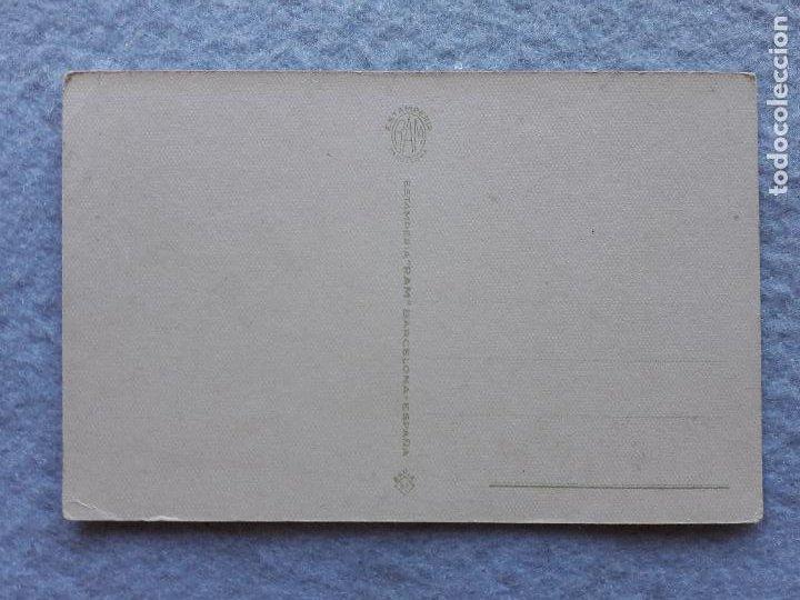 Postales: Antigua postal con chiste. Firma Ayné. - Foto 2 - 211267880