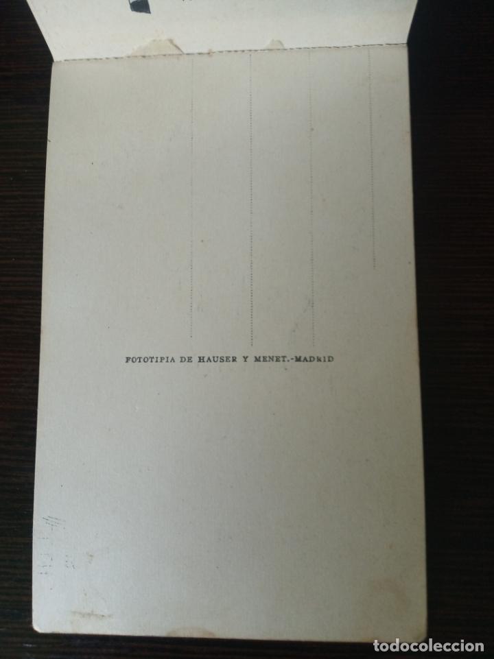 Postales: Postal sin circular. El foot-ball en Marruecos. Dibujo V de S. Fototipia de Hauser y Menet. Madrid. - Foto 2 - 214547950
