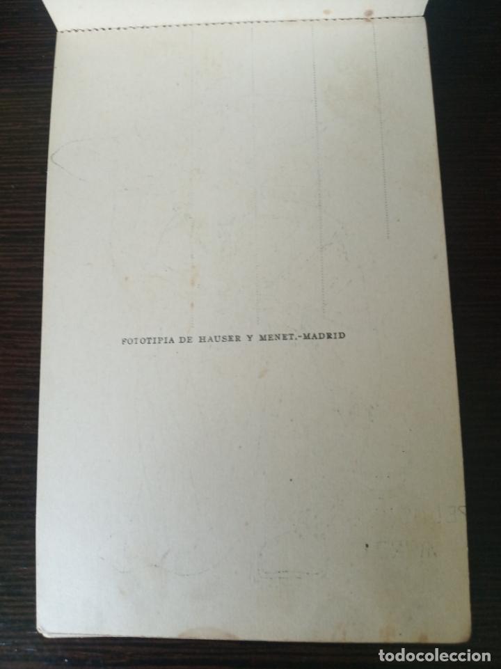 Postales: Postal sin circular. El piropo del legionario. Dibujo V de S. Fototipia de Hauser y Menet. Madrid. - Foto 2 - 214548106