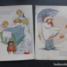 Postales: MARIQUITA PEREZ 11 POSTALES MESES DEL AÑO. Lote 216809716