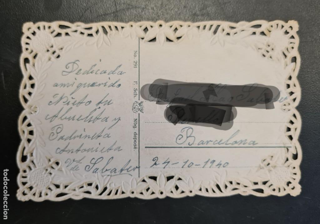 Postales: POSTAL. ILUSTRACIÓN MARÍA CLARES. COLECCIÓN MARI-PEPA. SERIE D Nº 10 - Foto 2 - 219550906