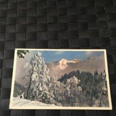 Postales: PRECIOSA POSTAL PAISAJES NEVADOS Nº A 9905 - LA DE LA FOTO VER TODAS MIS POSTALES. Lote 223454992