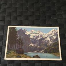 Postales: PRECIOSA POSTAL PAISAJES NEVADOS Nº 7136 - LA DE LA FOTO VER TODAS MIS POSTALES. Lote 223455156