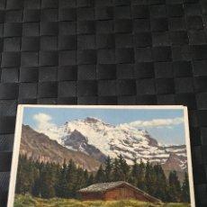 Postales: PRECIOSA POSTAL PAISAJES NEVADOS Nº 1001 - LA DE LA FOTO VER TODAS MIS POSTALES. Lote 223455301