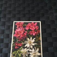 Postales: PRECIOSA POSTAL FLORES Nº 1718 - LA DE LA FOTO VER TODAS MIS POSTALES. Lote 223463897