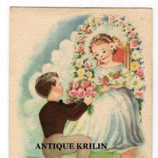 Cartes Postales: POSTAL EDICIONES ARTIGAS / MELODIAS SELECTAS SERIE 136 COLECCION A / ILUS. GIRONA. Lote 224221251