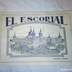 Postales: EL ESCORIAL - SEGUNDA SERIE. Lote 224665411