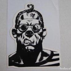 Cartoline: ADHESIVO DEL PERSONAJE DEL CÓMIC RANK XEROX DEL GENIAL ILUSTRADOR TANINO LIBERATORE. Lote 227874761