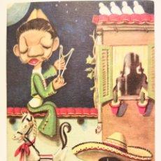 Postales: TARJETA POSTAL .COLECCIÓN ASES DEL CINE AÑOS 50. Lote 233465760