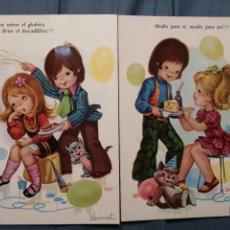 Postales: LOTE POSTALES COLECCIÓN CYZ 7565/31 CD. Lote 234435680