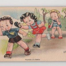 Postales: EXITOS DE LA PANTALLA. ILUSTRA BOMBÓN -EDITORIAL ARTIGAS SERIE 96-. Lote 235283515