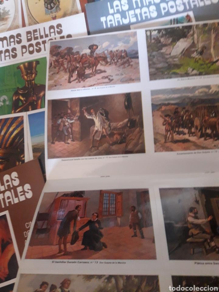 Postales: Lote de 15 álbumnes, Las más bellas tarjetas postales, diferentes, 24 postales cada álbum - Foto 3 - 235468525