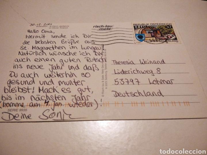 Postales: Ski heil ardilla dibujo - Foto 2 - 237015245