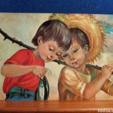 Postales: ANTIGUA POSTAL DE EDICIONES RENI VER FOTOS. Lote 243790625